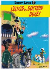 Lucky Luke -7d2016- L'élixir du docteur Doxey