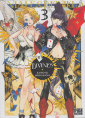 Divines - Eniale & Dewiela -3- Tome 3