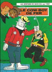 Chick Bill -332b1983- Le cow-boy de fer