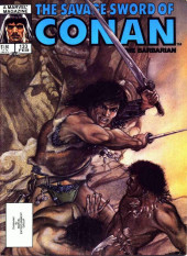 Savage Sword of Conan The Barbarian (The) (1974) -133- (sans titre)