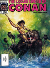 Savage Sword of Conan The Barbarian (The) (1974) -135- (sans titre)