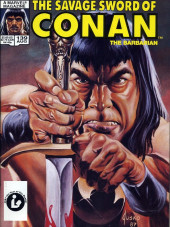 Savage Sword of Conan The Barbarian (The) (1974) -139- (sans titre)