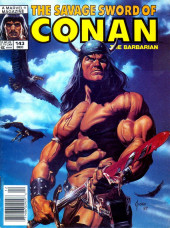 Savage Sword of Conan The Barbarian (The) (1974) -143- (sans titre)