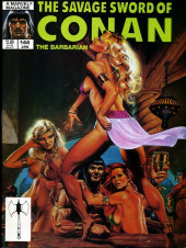 Savage Sword of Conan The Barbarian (The) (1974) -144- (sans titre)