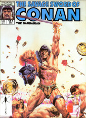 Savage Sword of Conan The Barbarian (The) (1974) -147- (sans titre)