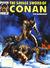 Savage Sword of Conan The Barbarian (The) (1974) -160- (sans titre)