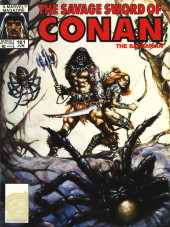 Savage Sword of Conan The Barbarian (The) (1974) -161- (sans titre)