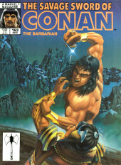 Savage Sword of Conan The Barbarian (The) (1974) -163- (sans titre)