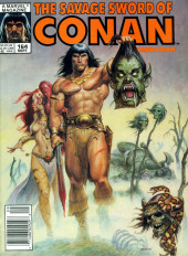 Savage Sword of Conan The Barbarian (The) (1974) -164- (sans titre)
