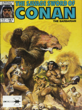 Savage Sword of Conan The Barbarian (The) (1974) -167- (sans titre)