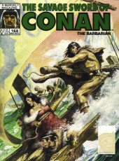 Savage Sword of Conan The Barbarian (The) (1974) -168- (sans titre)