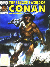 Savage Sword of Conan The Barbarian (The) (1974) -171- (sans titre)