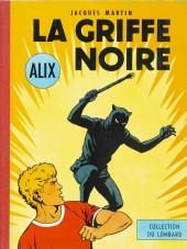 Alix -5'- La griffe noire
