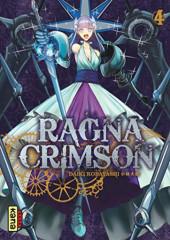 Ragna Crimson -4- Tome 4