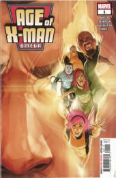 Age of X-Man Omega (2019)