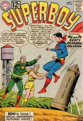Superboy (1949) -100- Ma and Pa Kent's Incredible Delusion!