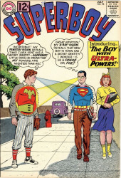 Superboy (1949) -98- The Boy with Ultra-Powers!