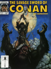 Savage Sword of Conan The Barbarian (The) (1974) -172- (sans titre)