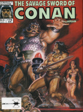 Savage Sword of Conan The Barbarian (The) (1974) -174- (sans titre)