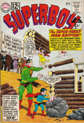 Superboy (1949) -95- The Super-Family from Krypton!