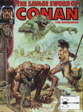 Savage Sword of Conan The Barbarian (The) (1974) -176- (sans titre)