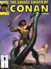 Savage Sword of Conan The Barbarian (The) (1974) -178- (sans titre)