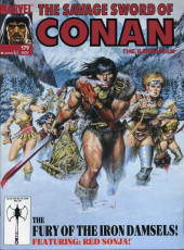 Savage Sword of Conan The Barbarian (The) (1974) -179- (sans titre)