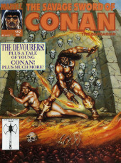 Savage Sword of Conan The Barbarian (The) (1974) -182- The Devourers!