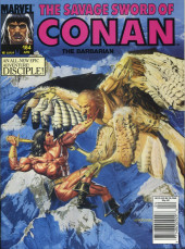 Savage Sword of Conan The Barbarian (The) (1974) -184- An All-New Epic Adventure! Disciple!