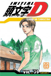 Initial D -39- Tome 39