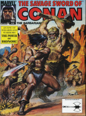 Savage Sword of Conan The Barbarian (The) (1974) -188- An Epic of Wizards and Warriors! The Power of Honor!