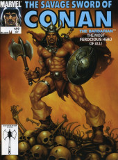 Savage Sword of Conan The Barbarian (The) (1974) -189- The Most Ferocious Hero of All!