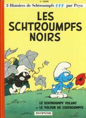 Les schtroumpfs -1b82- Les Schtroumpfs noirs