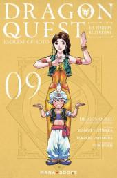 Dragon Quest - Emblem of Roto - Les Héritiers de l'Emblème -9- Tome 9