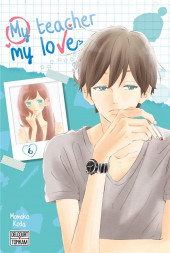 My teacher, my love -6- Tome 6