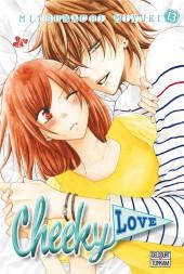 Cheeky love -13- Tome 13