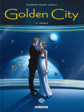 Golden City -13- Amber