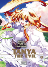 Tanya The Evil -9- Tome 9