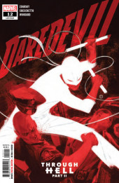 Daredevil Vol. 6 (Marvel comics - 2019) -12- Through Hell - Part II