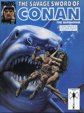 Savage Sword of Conan The Barbarian (The) (1974) -192- The Skull on the Seas! Part 3 of 4