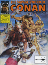 Savage Sword of Conan The Barbarian (The) (1974) -194- (sans titre)