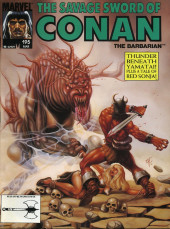 Savage Sword of Conan The Barbarian (The) (1974) -195- (sans titre)