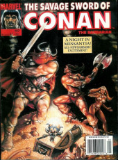Savage Sword of Conan The Barbarian (The) (1974) -197- A Night in Messantia! All-New Barbaric Excitement!