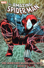 The amazing Spider-Man (TPB) -INT03- the complete clone saga epic