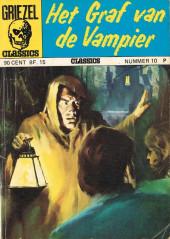 Griezel Classics -10- Het graf van de vampier