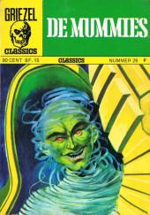 Griezel Classics -26- De mummies