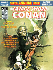 Savage Sword of Conan The Barbarian (The) (1974) -ANN01- (sans titre)