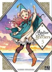 L'atelier des sorciers -5- Volume 5