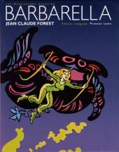 Barbarella -INT1- Premier Tome