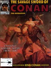 Savage Sword of Conan The Barbarian (The) (1974) -205- Enter Zula: Warrior - Wizard. Friend or Foe?